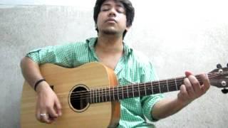Shaan - Shantanu Mukherjee - Tanha Dil(Amar Singh Jharia acoustic cover)