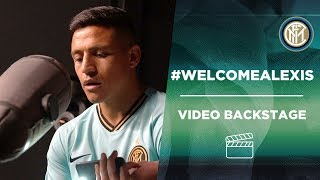 #WELCOMEALEXIS | VIDEO BACKSTAGE | Alexis Sánchez 📹⚫🔵🇨🇱