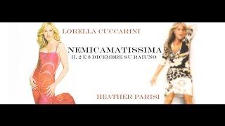 Lorella Cuccarini e Heather Parisi: ecco cosa è successo in passato fra di loro