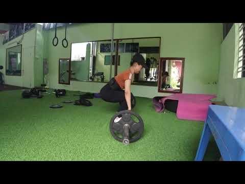 Uper Body Workout | Buổi Tập Thân Trên Của Trang 17 Tuổi