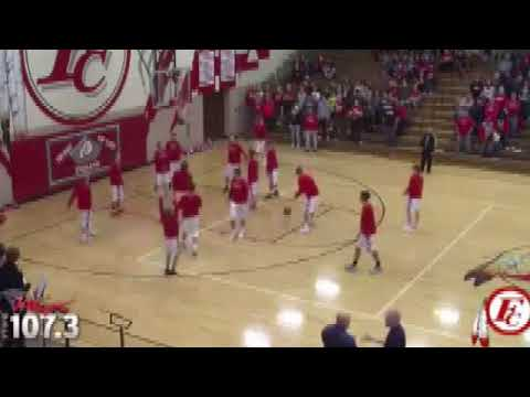 IOWA RADIO ANNOUNCER'S RACIST COMMENTARY AT HIGH SCHOOL BASKETBALL