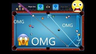 8 Ball Pool Best Tricks Shots Part 1