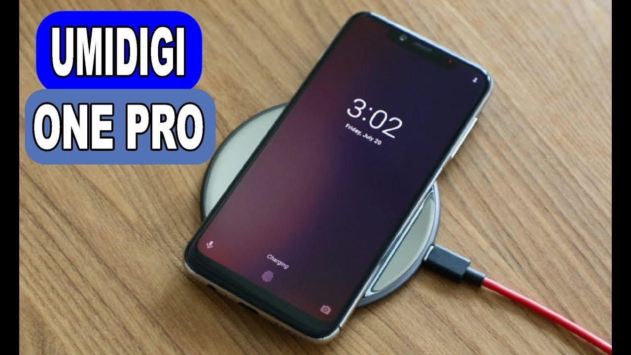 UMIDIGI One Pro 4GB RAM 64GB ROM Helio P23 Carrega sem fio e tem NFC