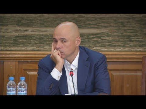 Игорь Артамонов о зарплатах в регионе