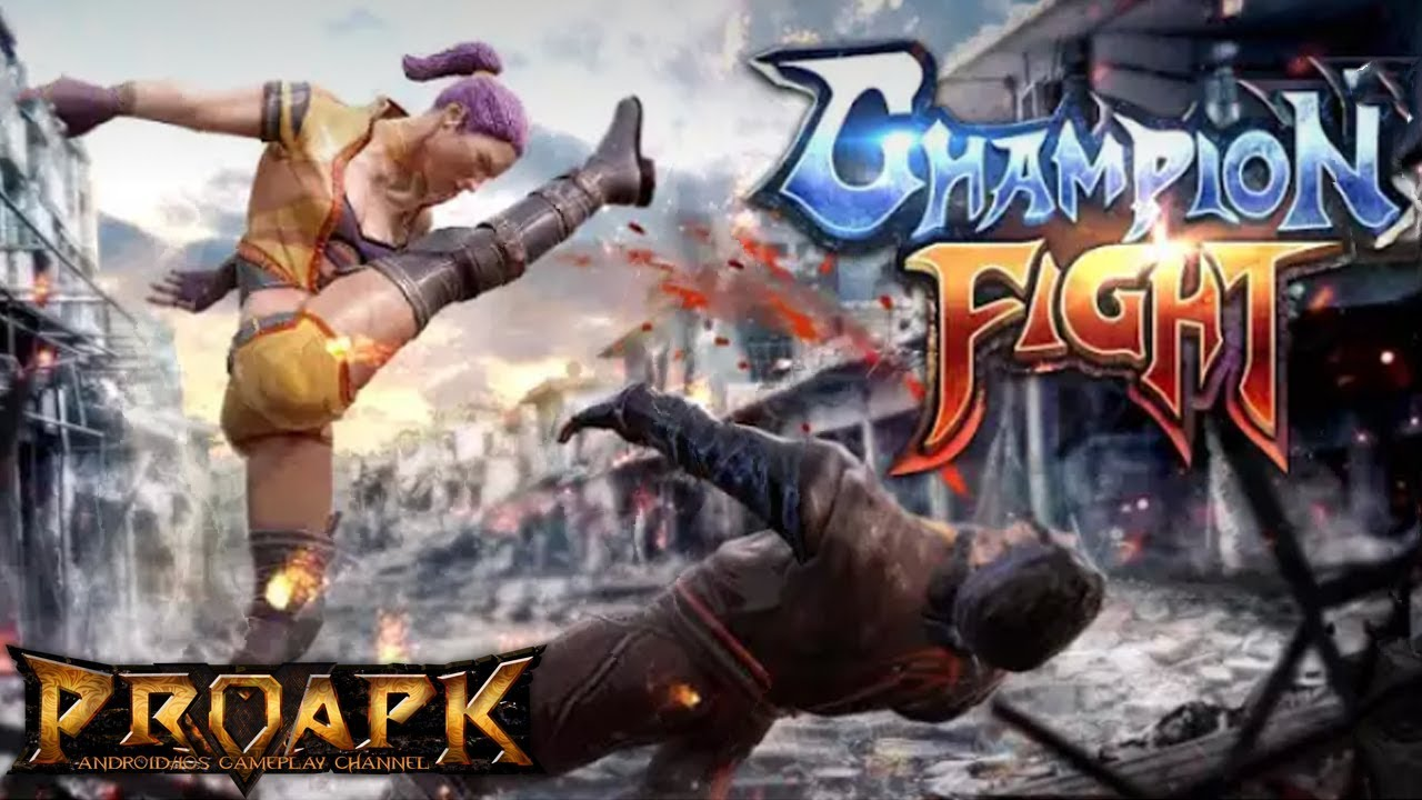 Champion Fight 3D Android Gameplay