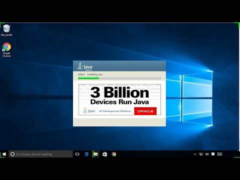 How To Install Java JDK 12 On Windows 10 ( With JAVA_HOME )