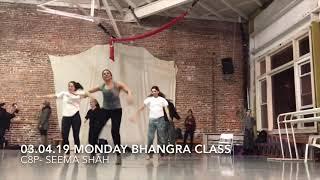 03.04.19 Londono Patola Reloaded Bhangra Choreography (CREE8 Productions SF)