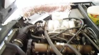 видео Регулировка клапанов ВАЗ 2104 карбюратор