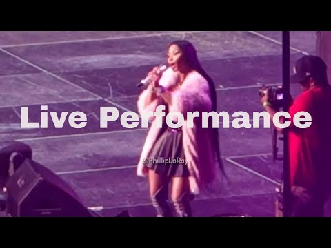 Gucci Mane & Nicki Minaj Live - Make Love & No Frauds Birthday Bash 2017 - Atlanta (HD)