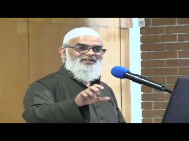 IPCI Dr Shuaib Sayyed Is Bible word of God? 13.1