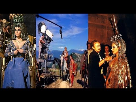 The Making of CLEOPATRA (1963) PART ONE