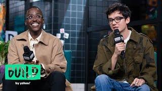 "Asa Butterfield & Ncuti Gatwa Dive Into Season Two Of Netflix's ""Sex Education"""
