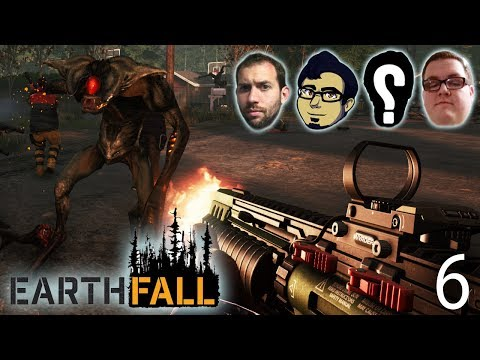 Fight on the Move | Earthfall Ep. 6 w/Wade, Tom and Tokshen