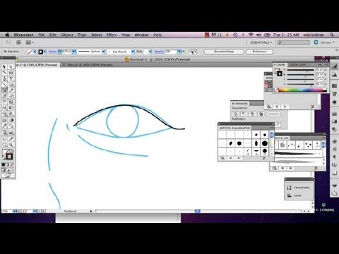 How to Illustrate on a Computer : Adobe Illustrator