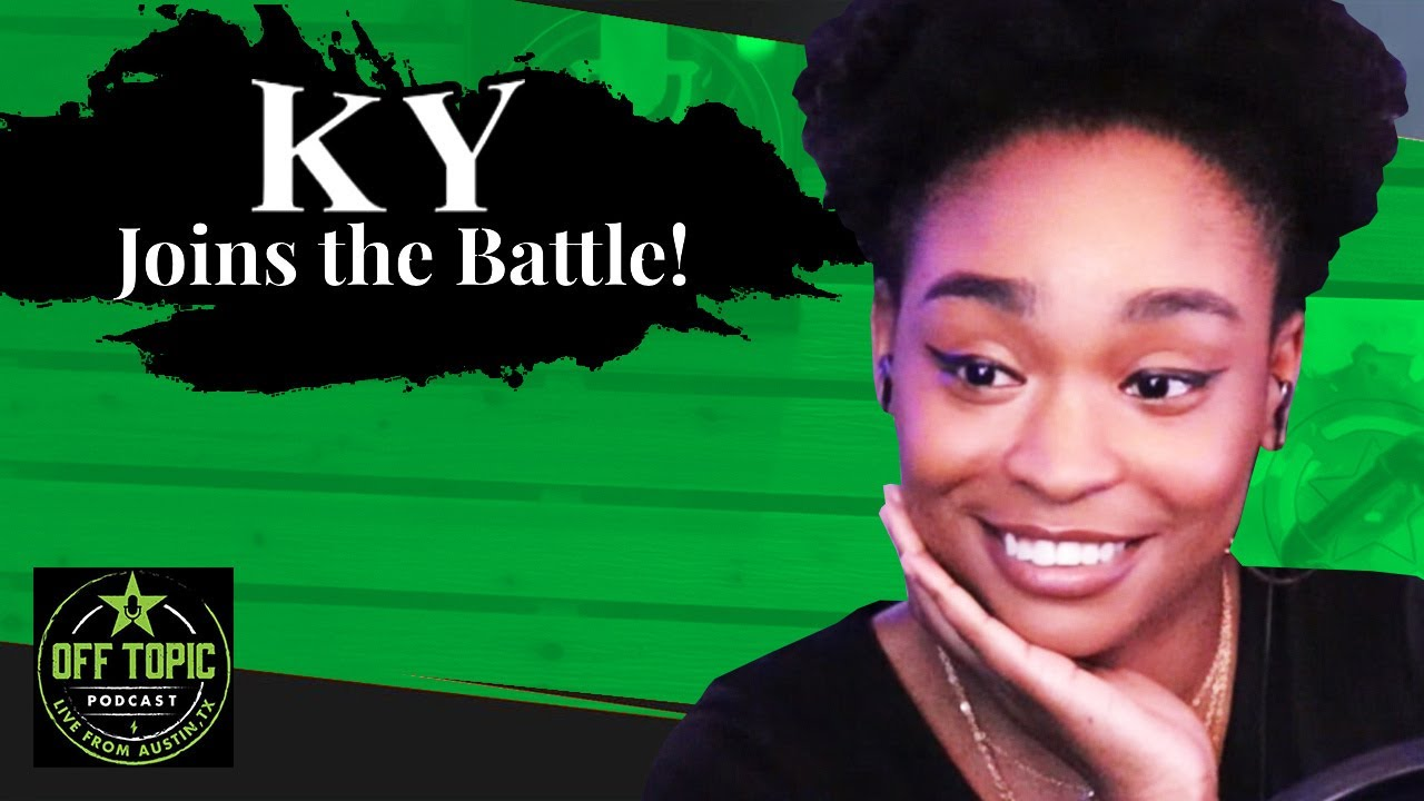 Ky Joins the Battle - Off Topic - #286
