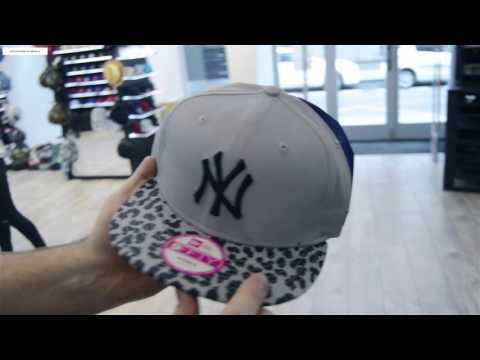 7579ecb36f0 Dámská Kšiltovka New Era New York Yankees Met Ball White Snapback ...