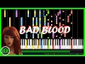 IMPOSSIBLE REMIX - Bad Blood Taylor Swift