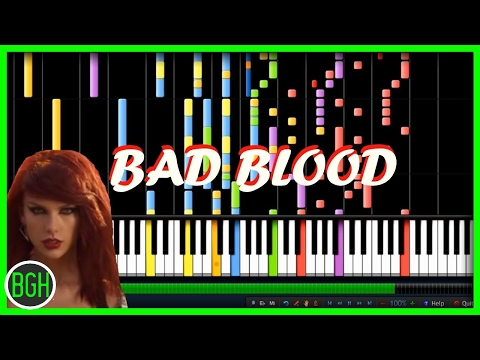 "IMPOSSIBLE REMIX - ""Bad Blood"" Taylor Swift"