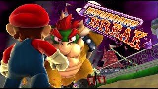Boundary Break: Super Mario Galaxy 2