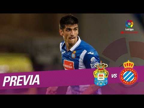 Previa UD Las Palmas vs RCD Espanyol