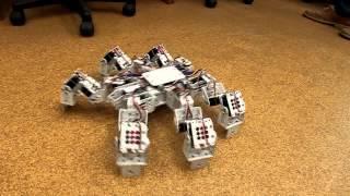 Робот паук конструктор