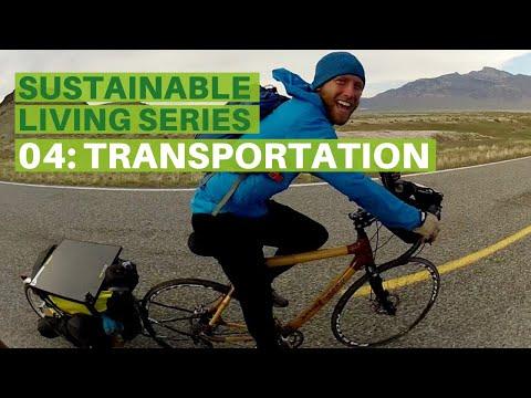 Sustainable Living E4 | Transportation: Cycling, Walking, Public Transportation, Car Sharing