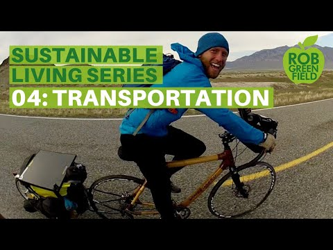 Sustainable Living E4 | Transportation: Cycling, Walking, Public Transportation, Car Sharing