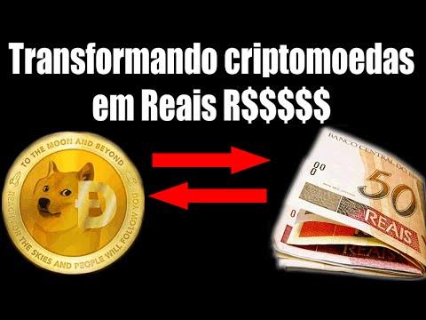13- Transformando Dogecoins Em Reais R$$$$$