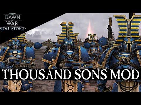 Thousand Sons Mod - Dawn of War Soulstorm