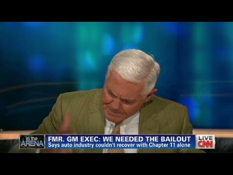 CNN: Ex-GM exec: Bailout 'absolutely' worked