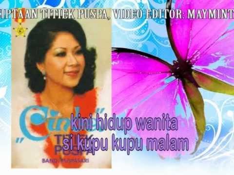 KUPU-KUPU MALAM, Titiek Puspa, editor:maymintaraga