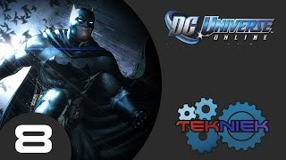 DC Universe Online Gameplay Walkthrough Part 8 - The Lighthouse