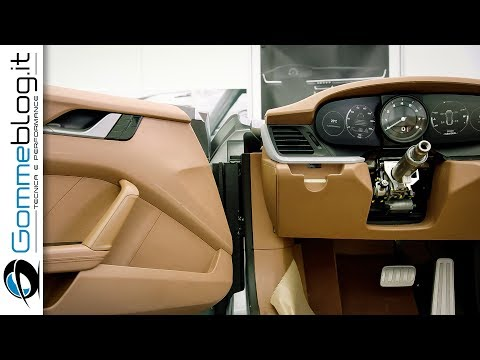 porsche-911-(992)---interior-design-development