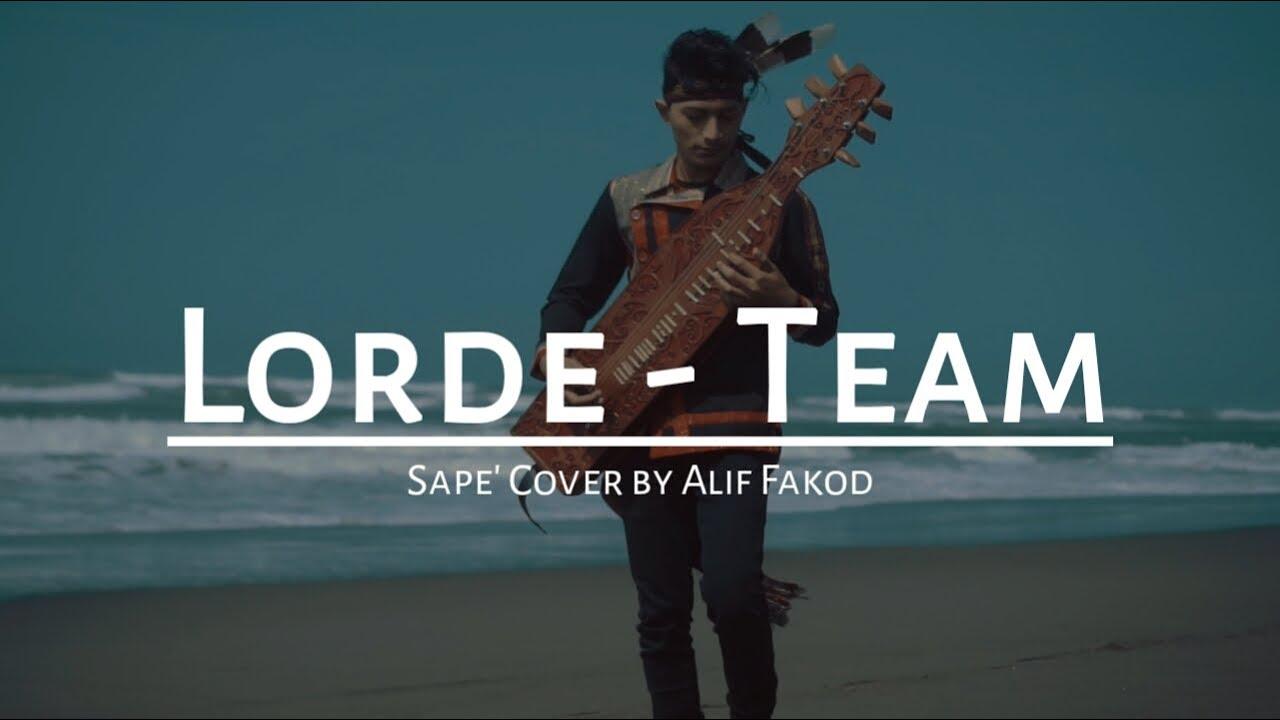 Lorde-Team (Sape' Cover) - YouTube