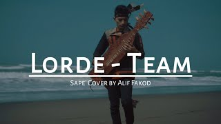 Download Lorde-Team (Sape' Cover)