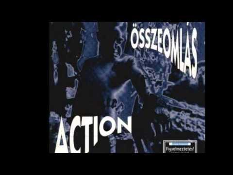 Action -Gettó Szült (Összeomlás album 1994')