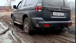 У д. Песчанка ремонтируют дорогу