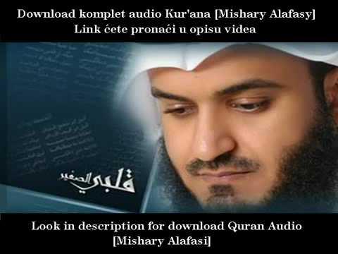 Download Quran Audio [Mishary Alafasi]