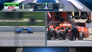 NASCAR XFINITY Series - Full Race - Owens Corning AttiCat 300 at Chicagoland