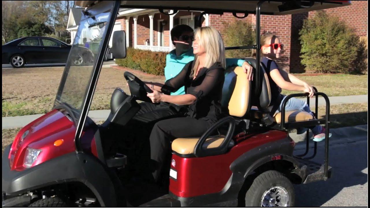 Street Legal Golf Carts For Sale By Bintelli Electric