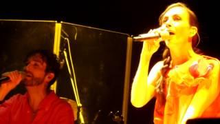 Sasha Benny y Erik - Tour Primera Fila - Rueda Mi Mente - GDL 08Feb2013