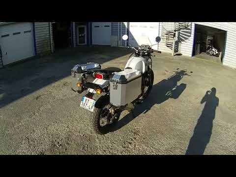 high quality new appearance new design KIT VALISES ALU POUR ROYAL ENFIELD HIMALAYAN