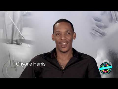 Celebrating IDPD With Chyone Harris, November 2019