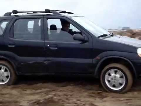 suzuki ignis 4x4 off road greece test 4x4 youtube. Black Bedroom Furniture Sets. Home Design Ideas