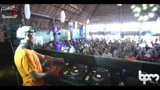 BUTCH @ THE BPM FESTIVAL 2016