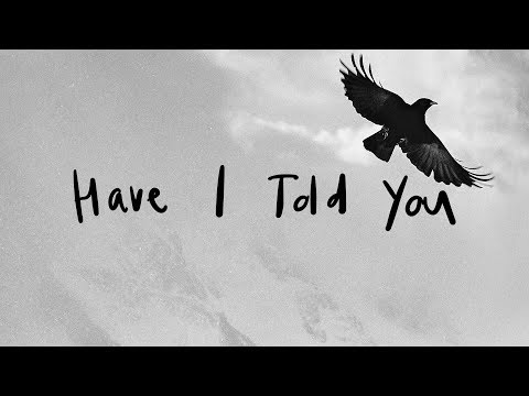 Matthew Mole - Have I Told You [Official Audio]