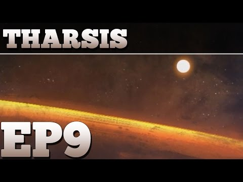 Lets Play Tharsis Ep 9  Cannibalism  Space Strategy Tharsis Gameplay