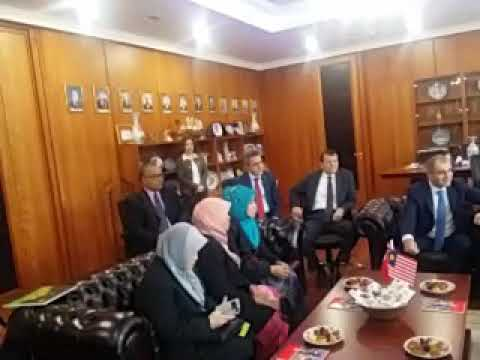 Abu Razeen Meeting with Head Prosecutor of Turkiye