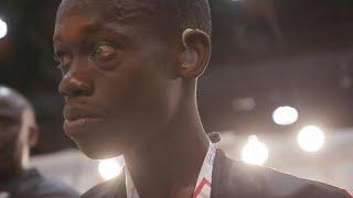 VIDEO | Special Olympics in Abu Dhabi: Dieser senegalesische Athlet kann zum ersten Mal hören
