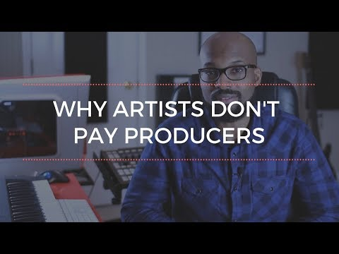 Why Artists Don't Pay Producers